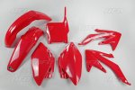 Kit plastice HOKIT110-070 HONDA CR-CRF Red